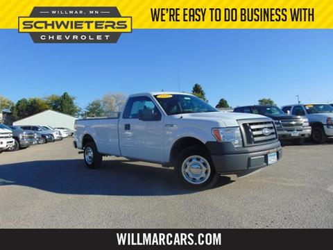 2010 Ford F-150 for sale in Willmar, MN
