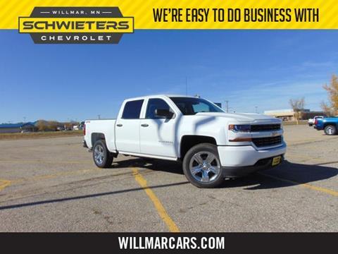 2018 Chevrolet Silverado 1500 for sale in Willmar, MN
