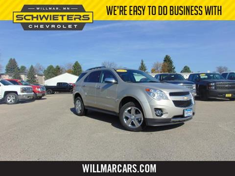 2015 Chevrolet Equinox for sale in Willmar, MN