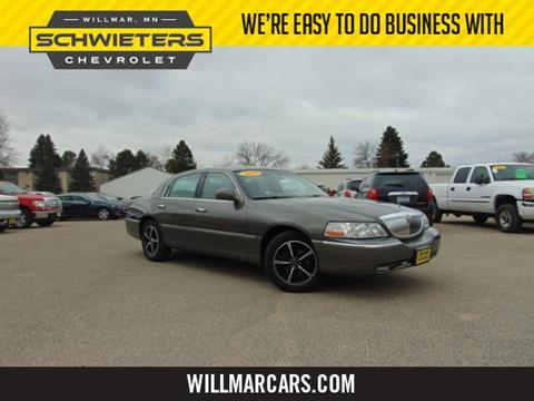 2003 Lincoln Town Car for sale in Willmar, MN