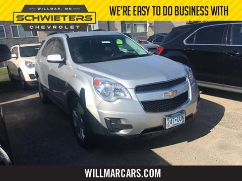 2015 Chevrolet Equinox for sale in Willmar, MN