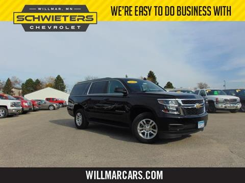 2016 Chevrolet Suburban for sale in Willmar, MN