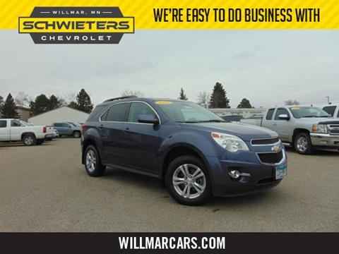 2013 Chevrolet Equinox for sale in Willmar, MN