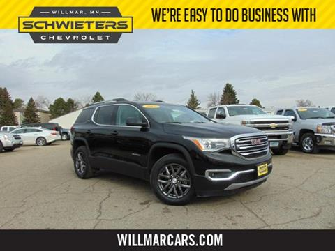2017 GMC Acadia for sale in Willmar, MN