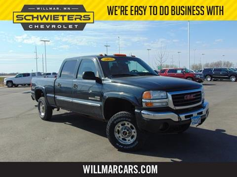 2003 GMC Sierra 2500HD for sale in Willmar, MN