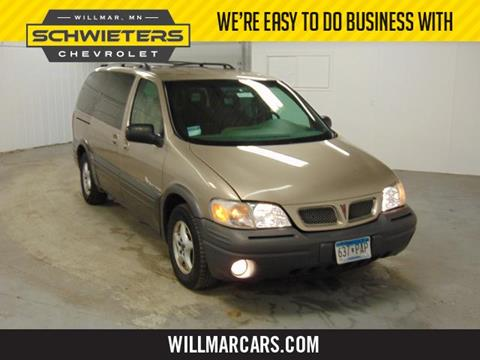 2000 Pontiac Montana for sale in Willmar, MN
