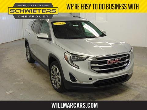 2019 GMC Terrain for sale in Willmar, MN