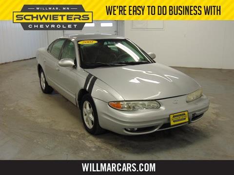 2001 Oldsmobile Alero for sale in Willmar, MN