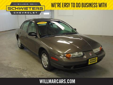 2001 Saturn S-Series for sale in Willmar, MN