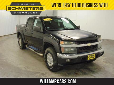 2006 Chevrolet Colorado for sale in Willmar, MN