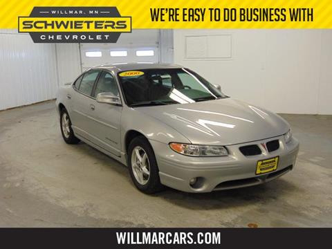 2000 Pontiac Grand Prix for sale in Willmar, MN