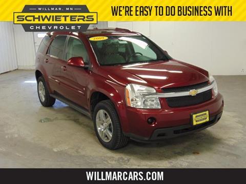 2009 Chevrolet Equinox for sale in Willmar, MN