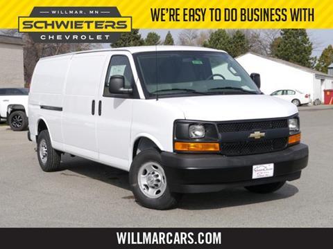 2017 Chevrolet Express Cargo for sale in Willmar, MN