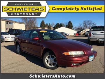 2000 Oldsmobile Alero for sale in Willmar, MN