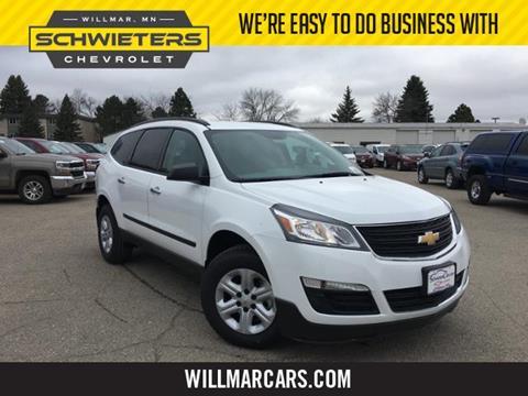 2017 Chevrolet Traverse for sale in Willmar, MN