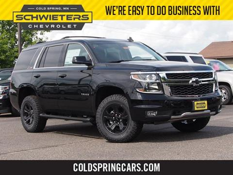 2017 Chevrolet Tahoe for sale in Cold Spring, MN