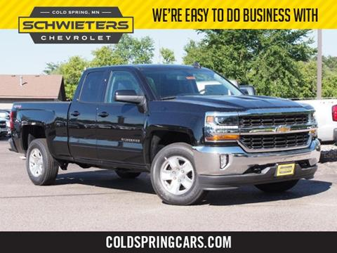 2017 Chevrolet Silverado 1500 for sale in Cold Spring, MN