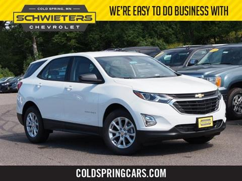 2018 Chevrolet Equinox for sale in Cold Spring, MN