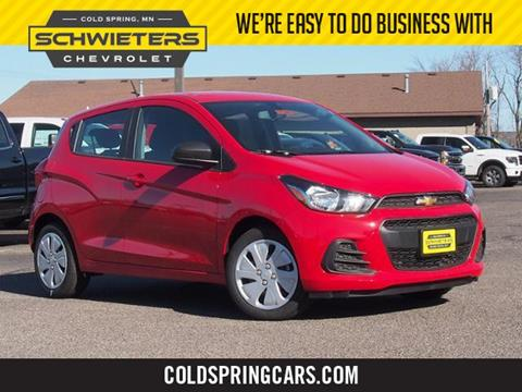 2017 Chevrolet Spark for sale in Cold Spring, MN