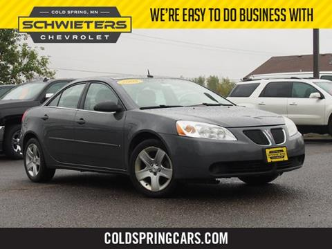 2008 Pontiac G6 for sale in Cold Spring, MN