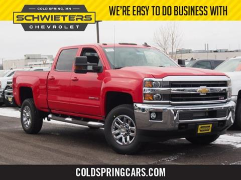 2018 Chevrolet Silverado 3500HD for sale in Cold Spring, MN