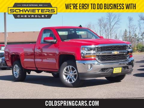2018 Chevrolet Silverado 1500 for sale in Cold Spring, MN