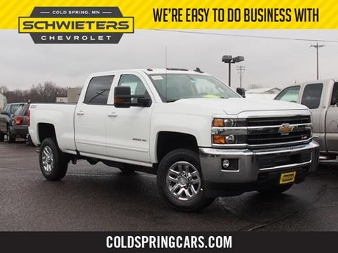 2018 Chevrolet Silverado 2500HD for sale in Cold Spring, MN
