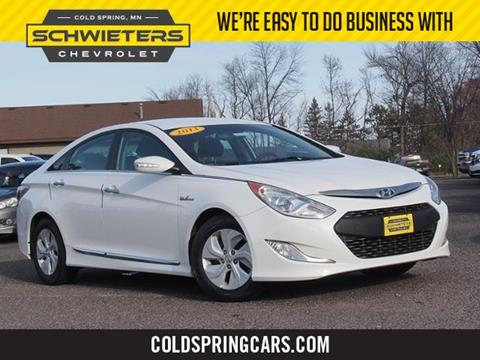 2013 Hyundai Sonata Hybrid for sale in Cold Spring, MN