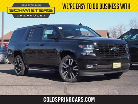2018 Chevrolet Suburban for sale in Cold Spring, MN