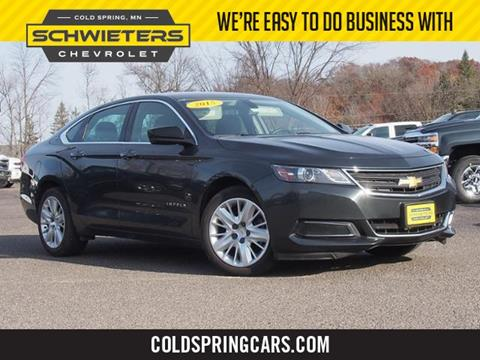 2015 Chevrolet Impala for sale in Cold Spring, MN