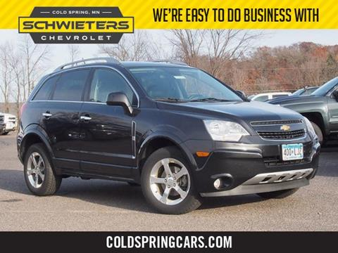 2012 Chevrolet Captiva Sport for sale in Cold Spring, MN