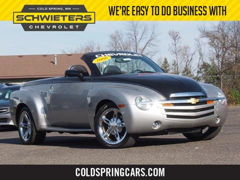 2006 Chevrolet SSR for sale in Cold Spring, MN