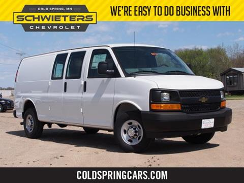 2017 Chevrolet Express Cargo for sale in Cold Spring, MN
