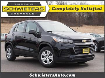 2017 Chevrolet Trax for sale in Cold Spring, MN