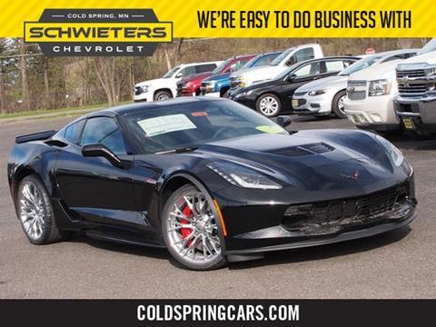 2017 Chevrolet Corvette for sale in Cold Spring, MN