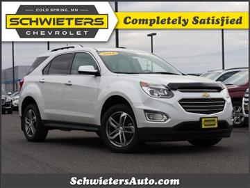 2016 Chevrolet Equinox for sale in Cold Spring, MN