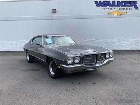 1972 Pontiac Le Mans for sale in Franklin, TN
