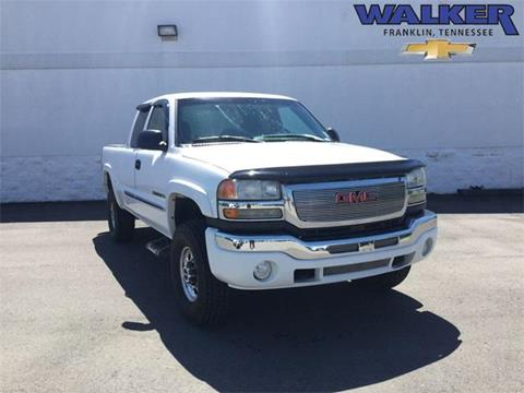 2007 GMC Sierra 2500HD Classic for sale in Franklin, TN