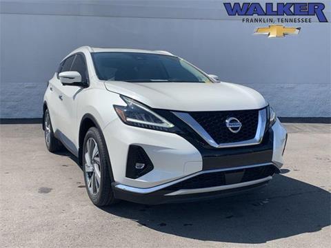 2019 Nissan Murano for sale in Franklin, TN