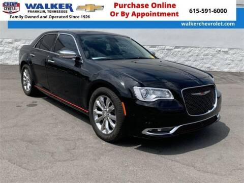 2015 Chrysler 300 for sale at WALKER CHEVROLET in Franklin TN