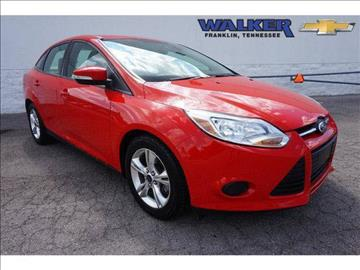 2013 Ford Focus for sale in Franklin, TN