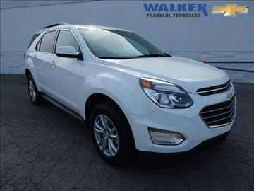 2017 Chevrolet Equinox for sale in Franklin, TN
