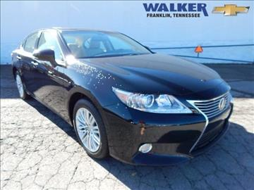 2013 Lexus ES 350 for sale in Franklin, TN