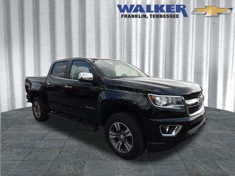 2017 Chevrolet Colorado for sale in Franklin, TN