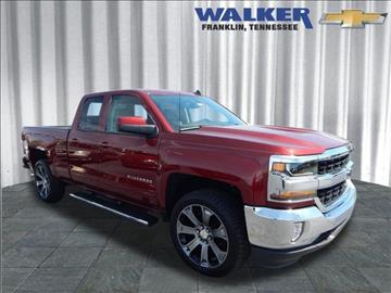 2017 Chevrolet Silverado 1500 for sale in Franklin, TN