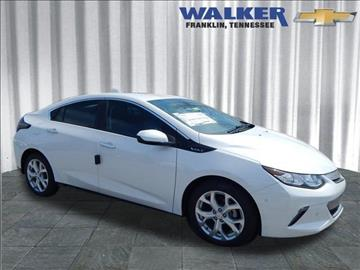 2017 Chevrolet Volt for sale in Franklin, TN