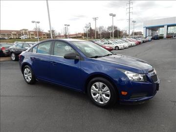 2012 Chevrolet Cruze for sale in Franklin, TN