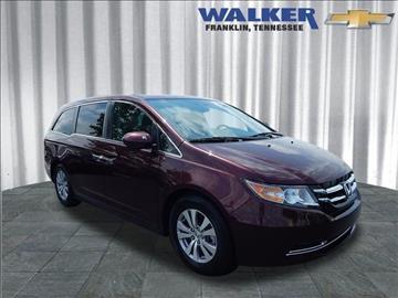 2015 Honda Odyssey for sale in Franklin, TN