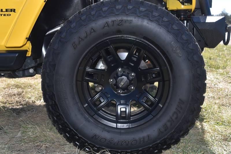2015 Jeep Wrangler Unlimited 4x4 Sahara 4dr SUV - Fredericksburg VA