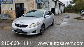 2010 Toyota Corolla for sale in Converse TX